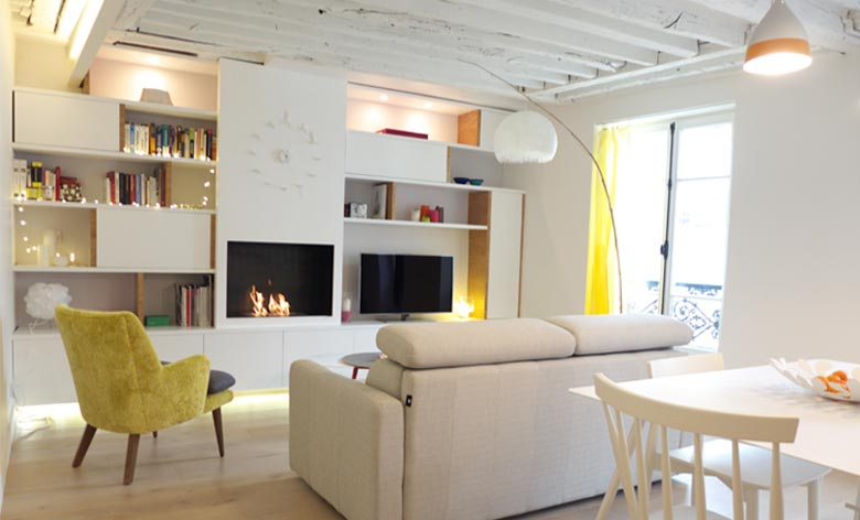 Rendre un appartement ancien plus lumineux rville