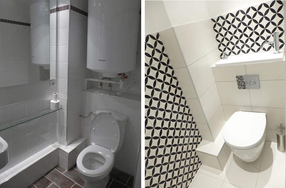 Beautiful Renovation Salle De Bain Toulouse Ideas - Amazing House ...