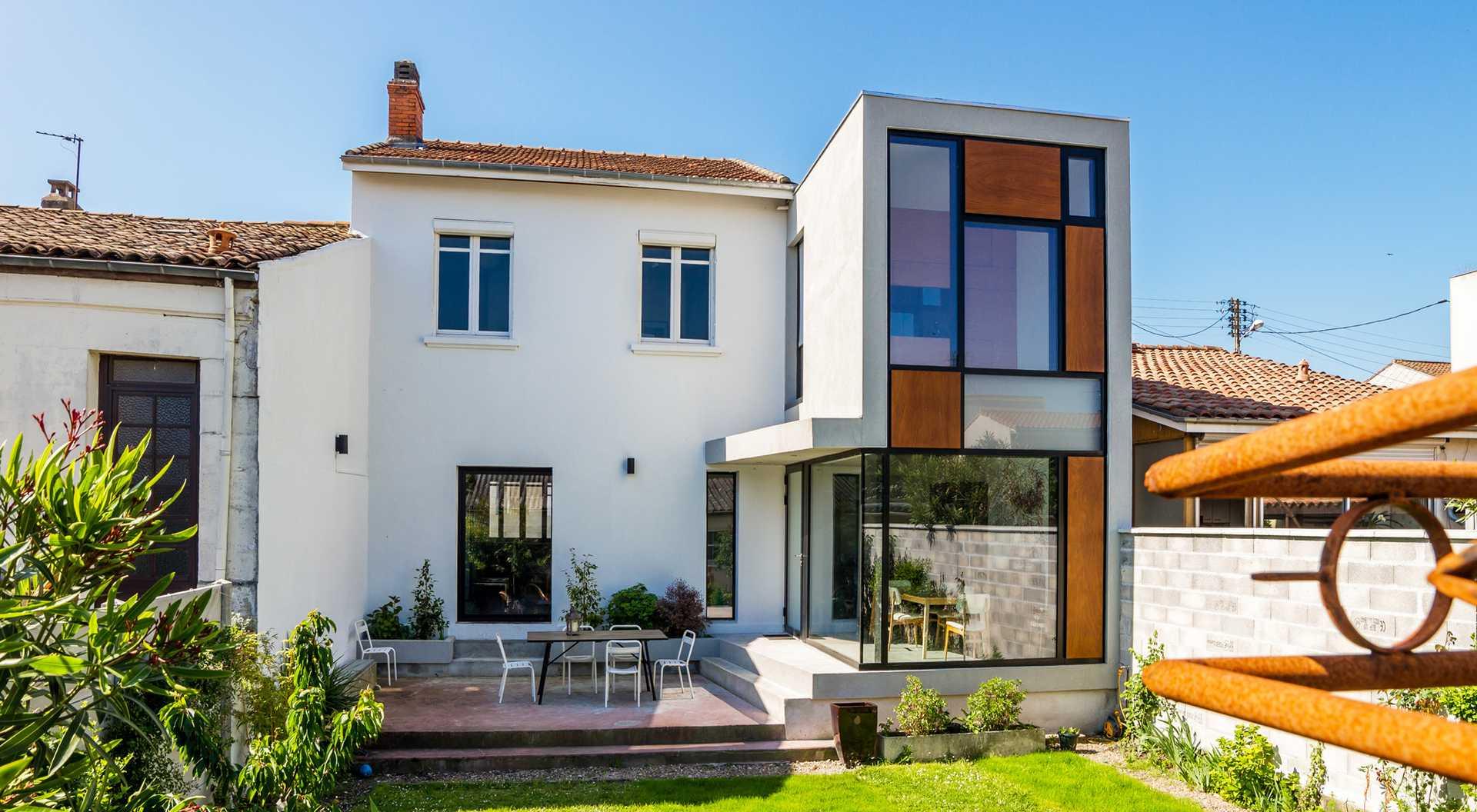 Constructeur Maison Toulouse Prix architecte | conception, suivi et coordination de travaux de
